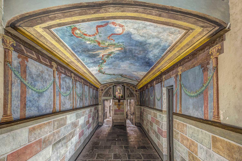 Cappella-Orsini_passetto